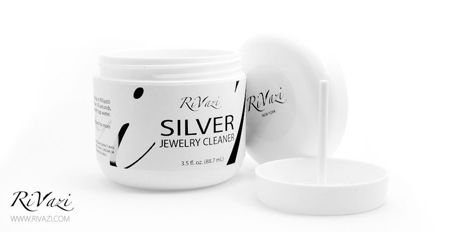 RiVazi Silver Jewelry Cleaner
